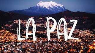 TOP 5 things to do in LA PAZ, Bolivia.