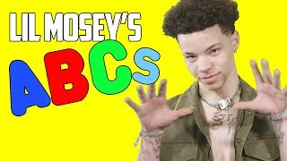 Lil Mosey's ABCs