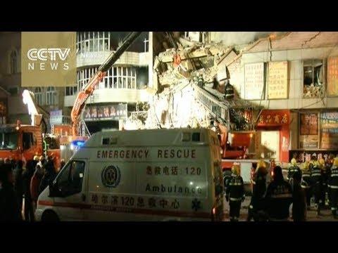 China market blaze kills 17 in Guangdong