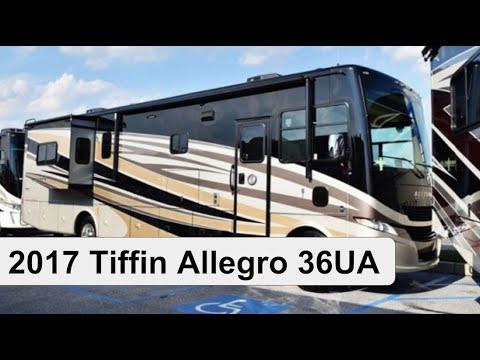 Fantastic Vote No On  NEW 2017 Tiffin Allegro 36UA  Mount Comfort RV