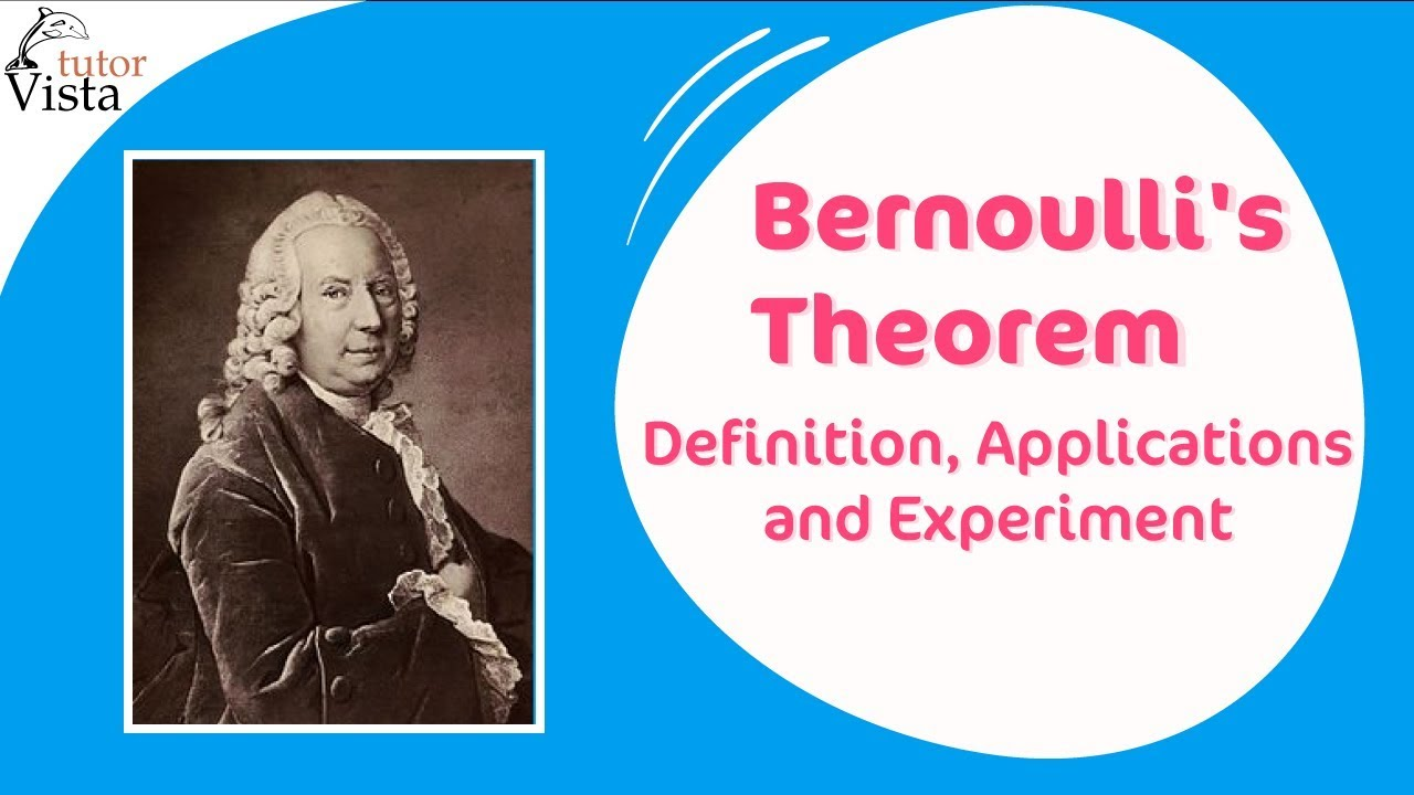 Bernoulli's Theorem - Definition, Applications and Experiment