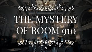 MYSTERY AT THE HAUNTED HERMITAGE HOTEL [Nashville Tennessee]