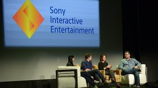 """Evolution of Storytelling in Games"" - Kiki Wolfkill, Dominic Robilliard, Matt Korba, Jennie Kong"