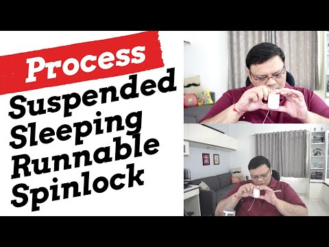 Sleeping Vs Suspended Process - SQL In Sixty Seconds 122