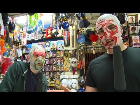 Rubberbandits Halloween  |  Republic of Telly