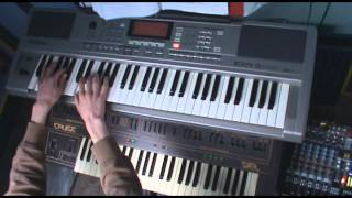 At The Gates of Midian/Cthulhu Dawn (Cradle of Filth keyboard cover)