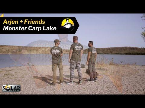 Arjen And Friends MONSTER CARP LAKE