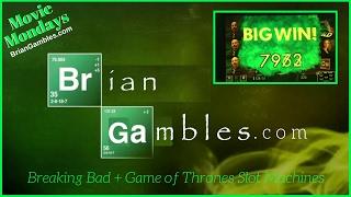 Breaking Bad + Game of Thrones Slot Machines ✦TV/MOVIE MONDAYS✦ Live Play at Bellagio, Las Vegas