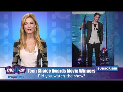 2011 Teen Choice Awards Movie Winners Recap