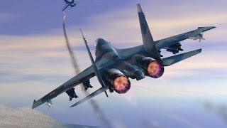 DCS World: Su-27 Flanker Bad Boy Killer