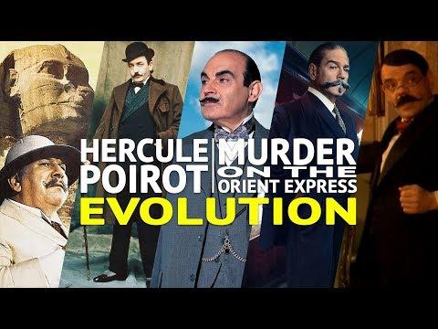 Poirot  Murder on the Orient Express – Then & Now