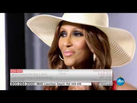 HSN | IMAN Global Chic Fashions 11.20.2016 - 01 AM