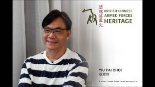 Yiu Fai Choi Audio Interview