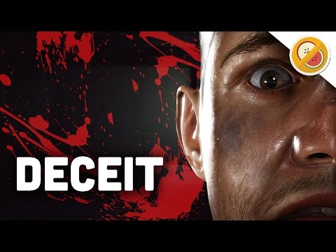 TRUST IS FOR THE WEAK! | Deceit Gameplay