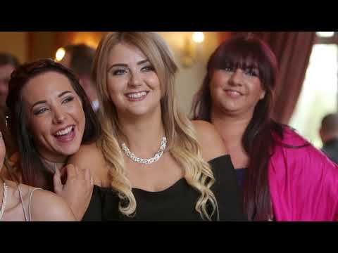 Glenbervie House wedding video - Claire & Steve  - Butterfly Films