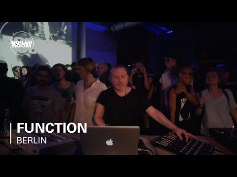 Function Boiler Room Berlin Live Set