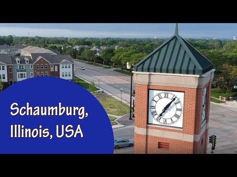 Schaumburg , Illinois,