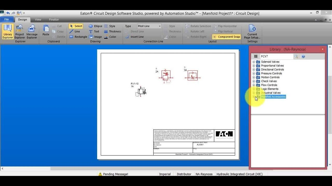 3 Designing A Circuit Using Circuit Design Software Studio Youtube