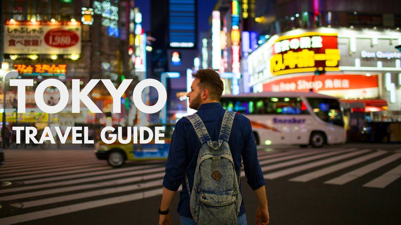 Tokyo Travel Guide  Travel better in JAPAN!