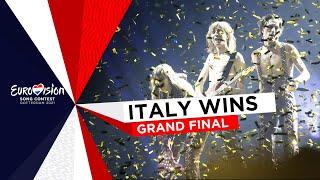 Måneskin - Zitti E Buoni - Winners Performance - Italy 🇮🇹 - Eurovision 2021