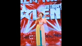 vietnams got talent 2016 - tap 5 - hat vong co - nguyen bach my linh