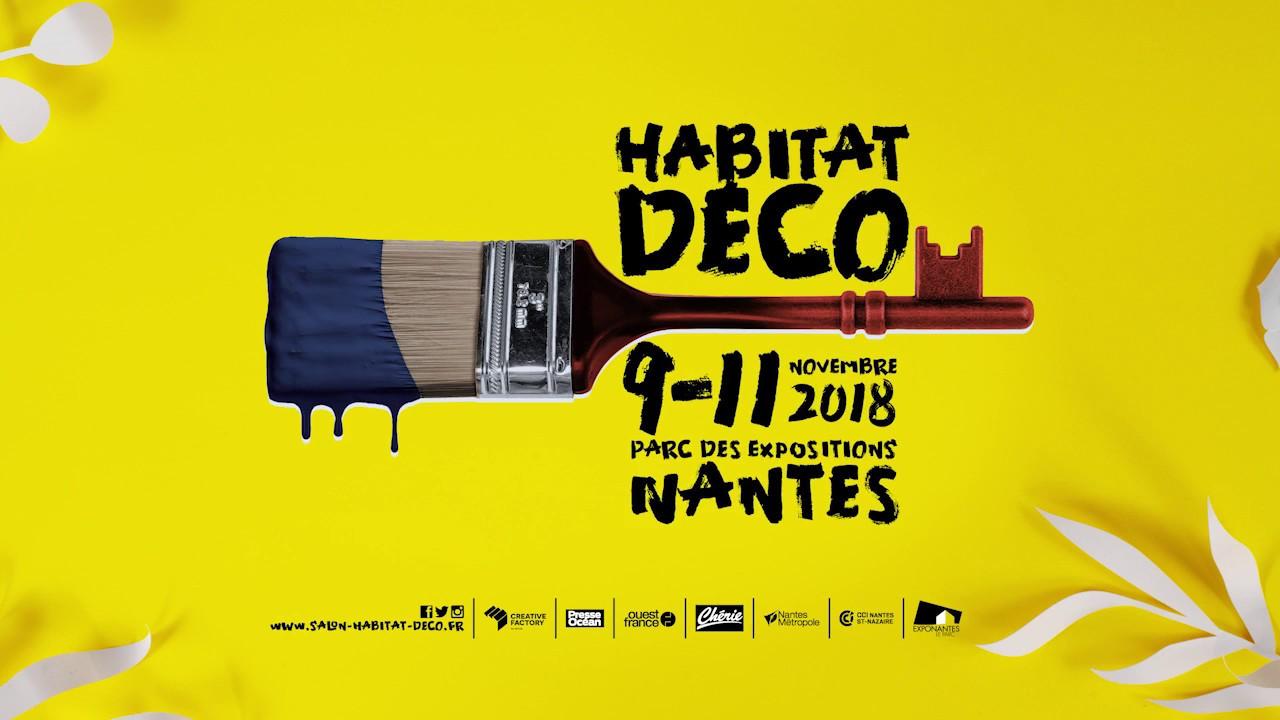 Salon Habitat Déco 2018   Teaser