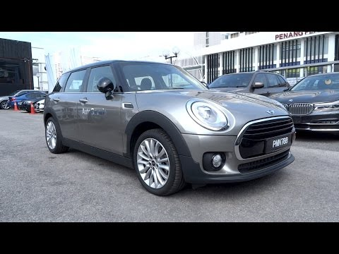 2016 MINI Cooper Clubman Start-Up and Full Vehicle Tour