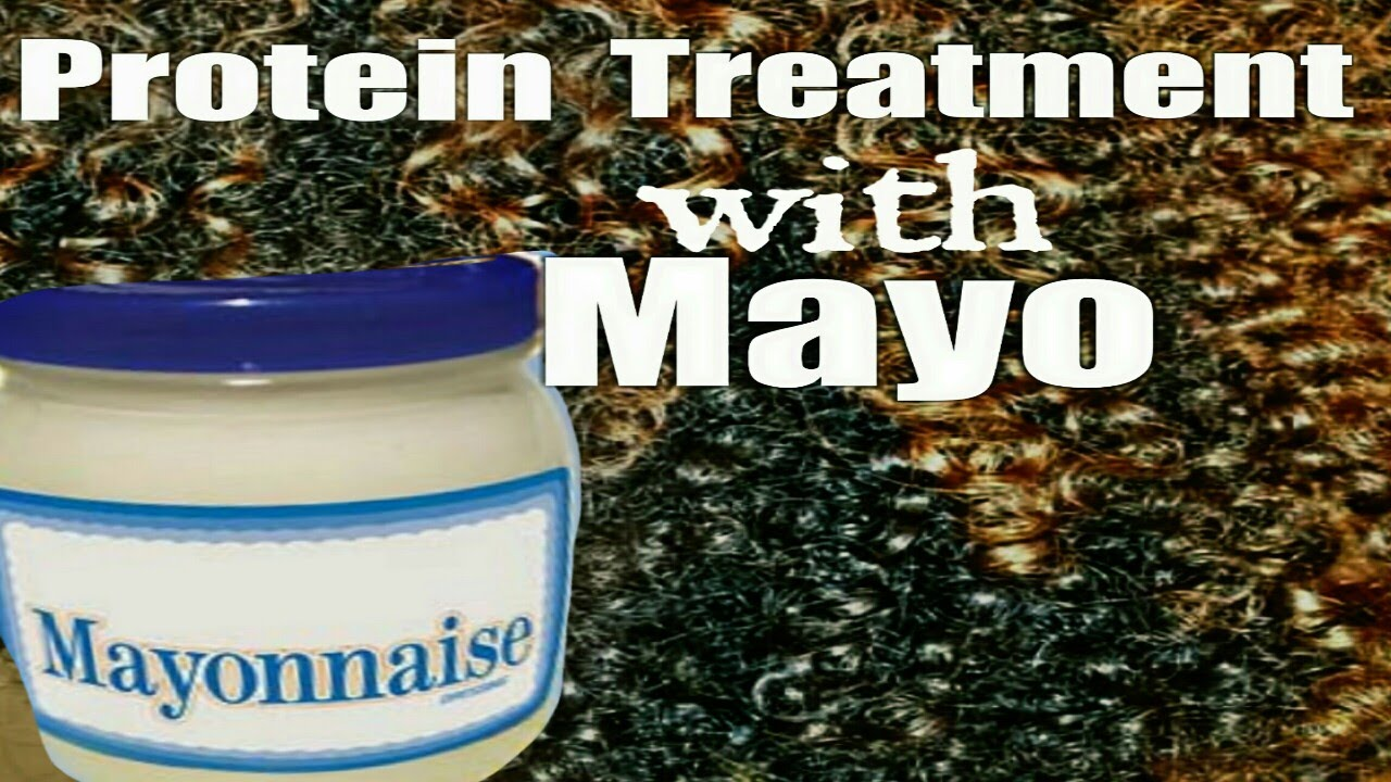 Best Mayo Treatment For Dry Color Treated Natural Hair Natively