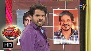 Hyper Aadi Raising Raju Performance | Jabardsth | 1st December 2016| ETV  Telugu