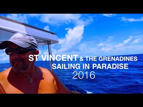 St Vincent & The Grenadines, we found Shangri-La!