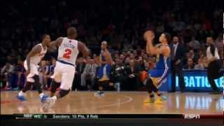 Stephen Curry Spectacular Performance @ NYK