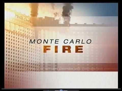 Monte Carlo Fire: Jan. 25, 2008, KLAS 11 PM Newscast