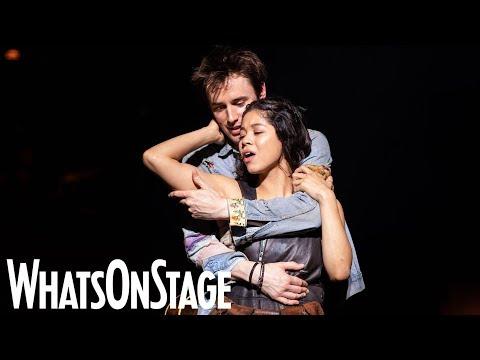 Hadestown, National Theatre, opening night | Eva Noblezada, Anais Mitchell, Rachel Chavkin