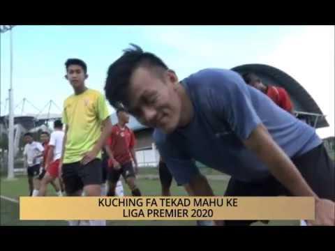AWANI - Sarawak: Kuching FA tekad mahu ke Liga Premier 2020