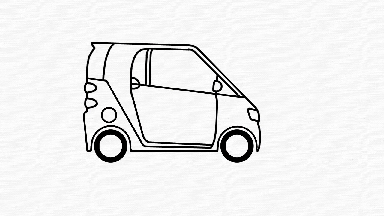 kyoodoz  let u0026 39 s draw a smart car