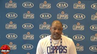 Doc Rivers On Kawhi Leonards Absence, Bubble Practices, Leadership & More. HoopJab NBA