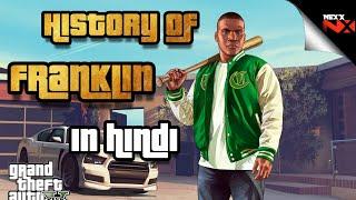 GTA 5   FRANKLIN CLINTON STORY IN HINDI   GTA V HISTORY OF FRANKLIN CLINTON IN HINDI
