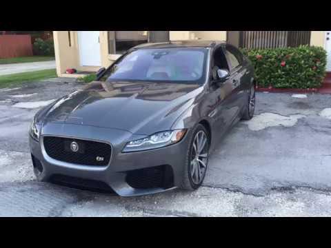 Jaguar XF-S 2017 - Encendido