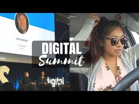 My Digital Marketing Job || Digital Summit LA Vlog