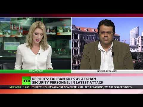 Afghanistan suicide blast in Kabul kills 48 – reports