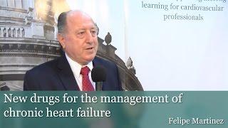 esc 2016 new drugs for the management of chronic heart failure