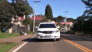 TEST DRIVE  -  GEELY EC7