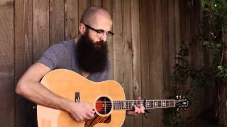 Watch William Fitzsimmons Blood And Bones video