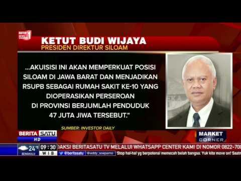 SILO Akuisisi 100 Persen Saham RSU Putera Bahagia Cirebon
