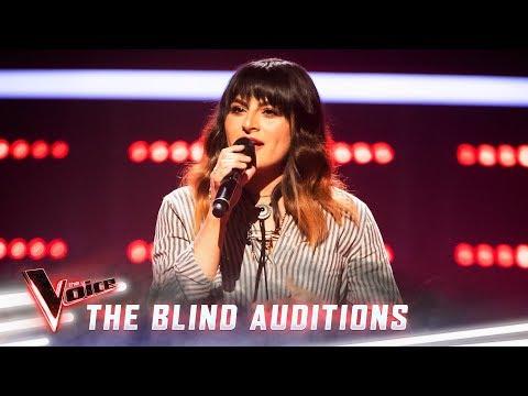 The Blinds: Chynna Taylor sings &39;Shallow&39;  The Voice Australia Season 8