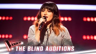 The Blind Auditions: Chynna Taylor sings 'Shallow' | The Voice Australia 2019