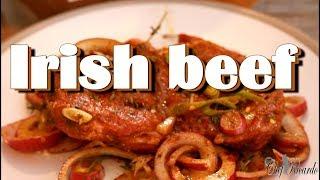 your Irish beef How seasoning with jamaicavalley seasoning at home