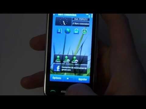 Test du Nokia C6-01 - par Test-Mobile.fr