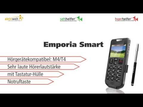 Smartphone für Senioren Emporia Smart