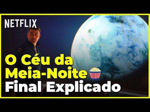 Entenda o final de O Céu da Meia-Noite, drama sci-fi da Netflix